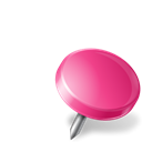 Buzz, Map, base, marker, pin, right, pink, Drawing, original, Png Black icon