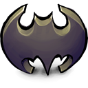 Batman DarkSlateGray icon