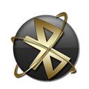 Bluetooth Black icon