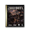 Call, duty, of Black icon