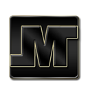 Anti, malwarebytes, malware Black icon