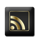 Rss DarkSlateGray icon