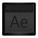 Aftereffects DarkSlateGray icon