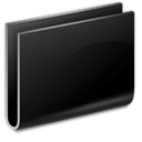 generic, Folder Black icon