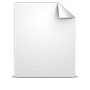 document, White, generic Gainsboro icon