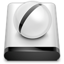 network, idisk Gainsboro icon