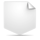Clipping, generic Gainsboro icon