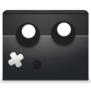 Folder, isaac DarkSlateGray icon