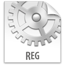 z, File, reg WhiteSmoke icon