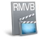 Rmvb DarkGray icon
