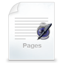 Pages WhiteSmoke icon