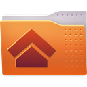 system, File, manager Chocolate icon
