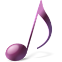 Audio, Realplayer, realmedia Black icon