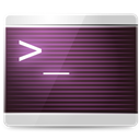 terminal, Utilities DarkSlateGray icon