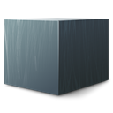 Gnome, tarz, mime DarkSlateGray icon
