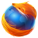 original, Firefox Black icon