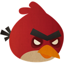 Angrybirds Firebrick icon