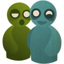 Msn DarkOliveGreen icon