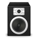 speakers, experience DarkSlateGray icon