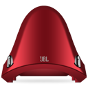 ii, jbl, Creature, red Maroon icon