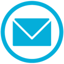 Mb, mail DarkTurquoise icon