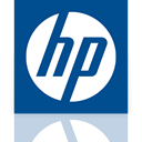 Hp, Mirror Teal icon
