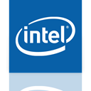 intel, Mirror Teal icon