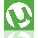 Utorrent, Mirror OliveDrab icon