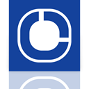 Nokia, suite, Mirror DarkSlateBlue icon