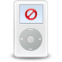 photo, ipod WhiteSmoke icon