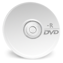 Dvd, Device, r WhiteSmoke icon