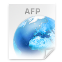 Afp, location WhiteSmoke icon
