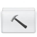 Folder, Developer Lavender icon
