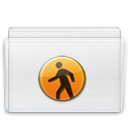 public, Folder Lavender icon