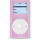 mini, pink, ipod Thistle icon