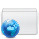 Folder, Sites WhiteSmoke icon
