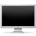 Apple, Display, cinema DarkSlateGray icon