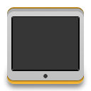 Pantalla DarkSlateGray icon