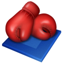 boxing, Px Black icon