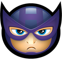 Hawkeye DarkSlateBlue icon