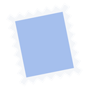 mail, Email, Stamp LightSteelBlue icon