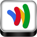 wallet, google, google wallet ForestGreen icon
