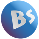 Bsplayer SteelBlue icon