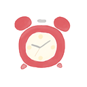 Clock, Ak Black icon