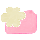 Folder, Candy, Ak, Cloud LightPink icon