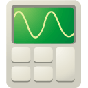 calculator, Gr LightGray icon