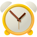 Clock, y LightGray icon