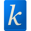 Knol DodgerBlue icon