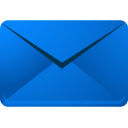 B, mail DodgerBlue icon