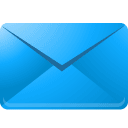 Lb, mail DodgerBlue icon